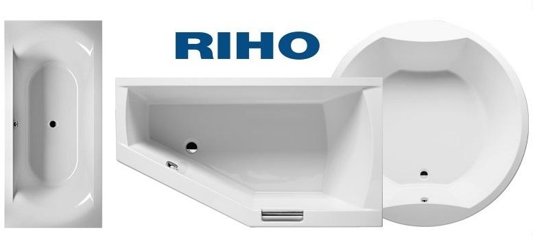 Ванны Riho по выгодной цене