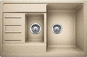 Мойка кухонная кварцевая Blanko LEGRA 6S COMPACT 521306