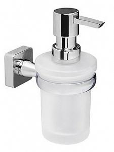 Дозатор жидкого мыла навесной WasserKRAFT LIPPE K-6599