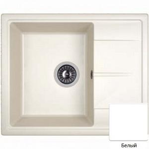 Мойка кухонная из литьевого мрамора Dr. Gans НИКА 25.070.B0580.401
