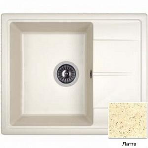 Мойка кухонная из литьевого мрамора Dr. Gans НИКА 25.070.B0580.403