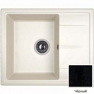 Мойка кухонная из литьевого мрамора Dr. Gans НИКА 25.070.B0580.407
