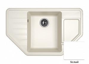 Мойка кухонная из литьевого мрамора Dr. Gans РИО 25.080.C0800.401