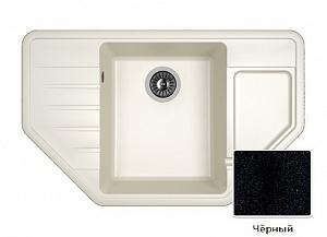 Мойка кухонная из литьевого мрамора Dr. Gans РИО 25.080.C0800.407