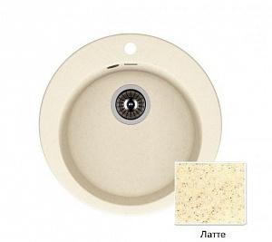 Мойка кухонная из литьевого мрамора Dr. Gans ГАЛА 25.010.B0510.403 51*51 см.