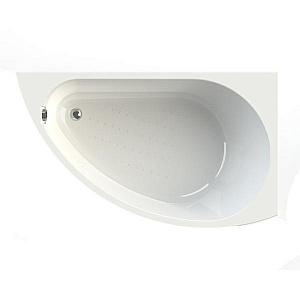 Ванна акриловая Vannesa БЕРГАМО  168x100 см. правая