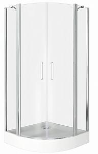 Душевой уголок BAS PANDORA R ПД00011 90x90 см.