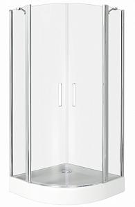 Душевой уголок BAS PANDORA R ПД00010 80x80 см.