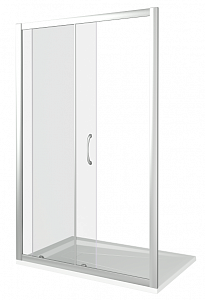 Дверь в нишу BAS LATTE WTW ЛА00009 120 см.