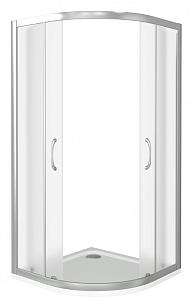 Душевой уголок BAS LATTE R ЛА00016 90x90 см.