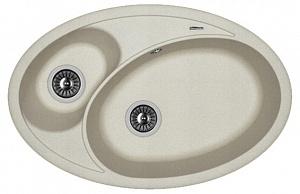 Мойка кухонная керамогранитная Florentina СЕЛЕНА 780 20.265.E0780.305