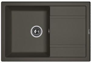Мойка кухонная керамогранитная Florentina ЛИПСИ 760 20.160.D0760.302