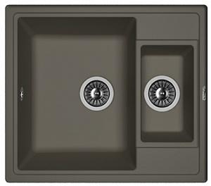 Мойка кухонная керамогранитная Florentina ЛИПСИ 580К 20.210.D0580.302
