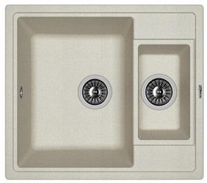 Мойка кухонная керамогранитная Florentina ЛИПСИ 580К 20.210.D0580.305