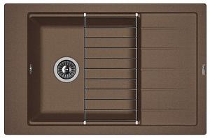 Мойка кухонная керамогранитная Florentina ЛИПСИ 780Р 20.275.D0780.303