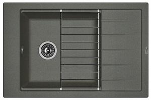 Мойка кухонная керамогранитная Florentina ЛИПСИ 780Р 20.275.D0780.102