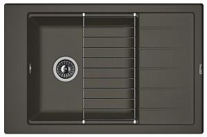 Мойка кухонная керамогранитная Florentina ЛИПСИ 780Р 20.275.D0780.302