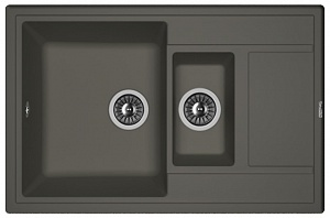 Мойка кухонная керамогранитная Florentina ЛИПСИ 780К 20.250.D0780.302