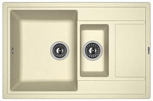 Мойка кухонная керамогранитная Florentina ЛИПСИ 780К 20.250.D0780.202