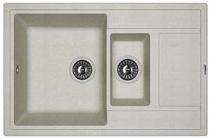 Мойка кухонная керамогранитная Florentina ЛИПСИ 780К 20.250.D0780.305