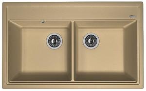 Мойка кухонная керамогранитная Florentina ЛИПСИ 820 20.370.E0820.306