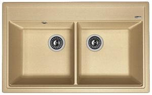 Мойка кухонная керамогранитная Florentina ЛИПСИ 820 20.370.E0820.104