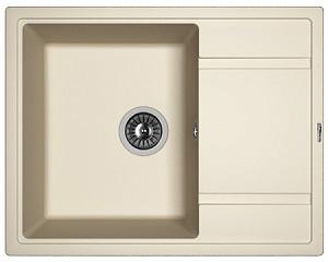 Мойка кухонная керамогранитная Florentina ЛИПСИ 650 20.125.C0600.201
