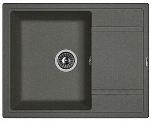 Мойка кухонная керамогранитная Florentina ЛИПСИ 650 20.125.C0600.102