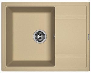 Мойка кухонная керамогранитная Florentina ЛИПСИ 650 20.125.C0600.306