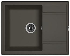 Мойка кухонная керамогранитная Florentina ЛИПСИ 650 20.125.C0600.302