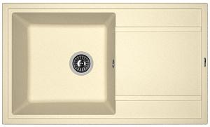 Мойка кухонная керамогранитная Florentina ЛИПСИ 860 20.130.D0860.202
