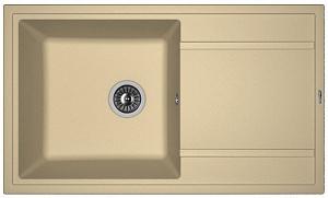 Мойка кухонная керамогранитная Florentina ЛИПСИ 860 20.130.D0860.306