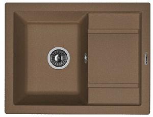 Мойка кухонная керамогранитная Florentina ЛИПСИ 660 20.155.C0660.303