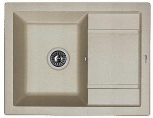 Мойка кухонная керамогранитная Florentina ЛИПСИ 660 20.155.C0660.305