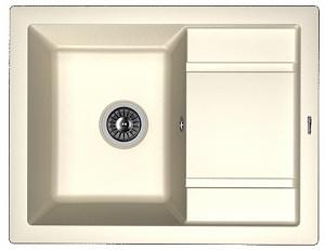 Мойка кухонная керамогранитная Florentina ЛИПСИ 660 20.155.C0660.201