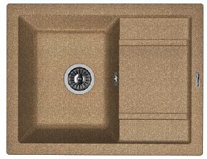 Мойка кухонная керамогранитная Florentina ЛИПСИ 660 20.155.C0660.105
