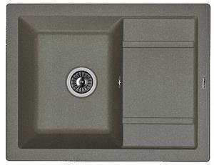 Мойка кухонная керамогранитная Florentina ЛИПСИ 660 20.155.C0660.102