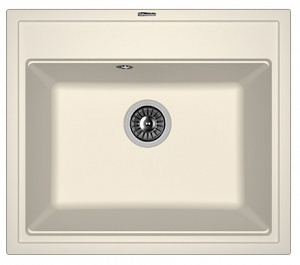 Мойка кухонная керамогранитная Florentina ЛИПСИ 600 20.120.D0600.201