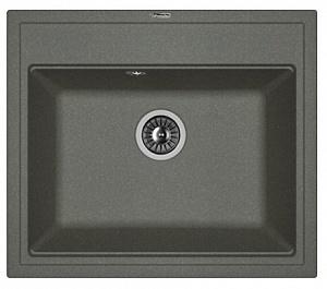 Мойка кухонная керамогранитная Florentina ЛИПСИ 600 20.120.D0600.102