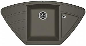 Мойка кухонная керамогранитная Florentina ЛИПСИ 980С 20.180.D0980.302