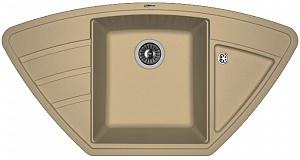 Мойка кухонная керамогранитная Florentina ЛИПСИ 980С 20.180.D0980.306