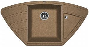 Мойка кухонная керамогранитная Florentina ЛИПСИ 980С 20.180.D0980.105