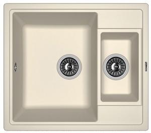 Мойка кухонная керамогранитная Florentina ЛИПСИ 580К 20.210.D0580.201