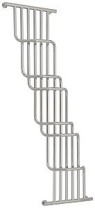 Полотенцесушитель водяной Сунержа НЕГА 00-0225-1710 1700х1000