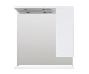 Зеркальный шкаф 1Marka КОДА  80 см.