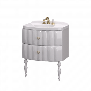Тумба с раковиной Aima design PEARL  100 см.
