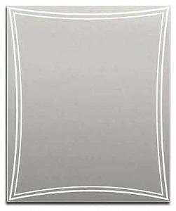 Зеркало Marka one BRIO  75 см.