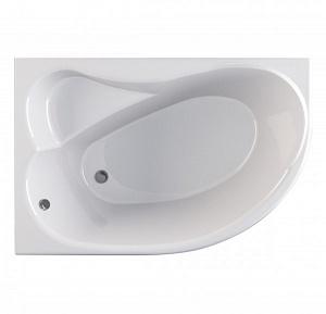 Ванна акриловая Mirsant ЯЛТА  150x100 см. левая