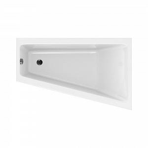 Ванна акриловая Cersanit CREA WA-CREA*160-R 160x100 см. правая