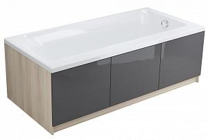 Ванна акриловая Cersanit SMART WP-SMART*170-L 170x80 см. правая